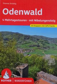 Odenwald- 4 Mehrtagestouren