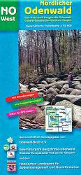 Kartenset Nördlicher Odenwald