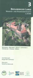 Wander- und Radwanderkarte 3: Breuberger Land