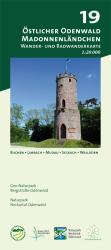 Wander- und Radwanderkarte 19: Östlicher Odenwald - Madonnenländchen